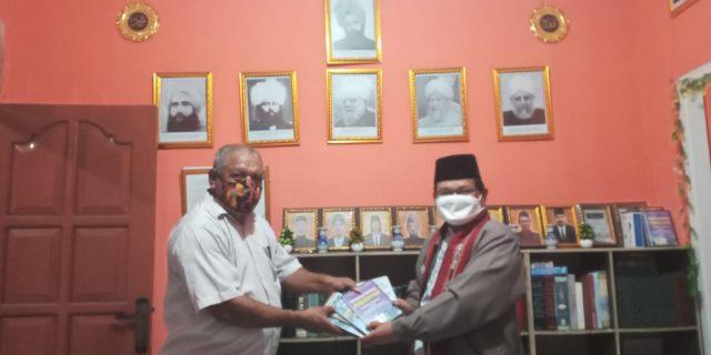 Menerima Kunjungan Wakil Ketua FKUB Provinsi