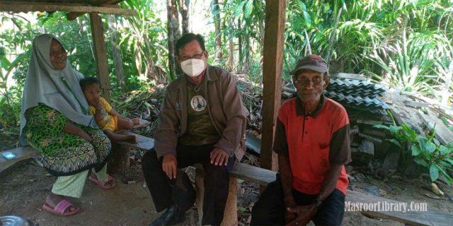 Penyembelihan Hewan Qurban di Kampung Tambrauw