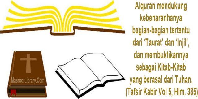 Alquran dan Alkitab