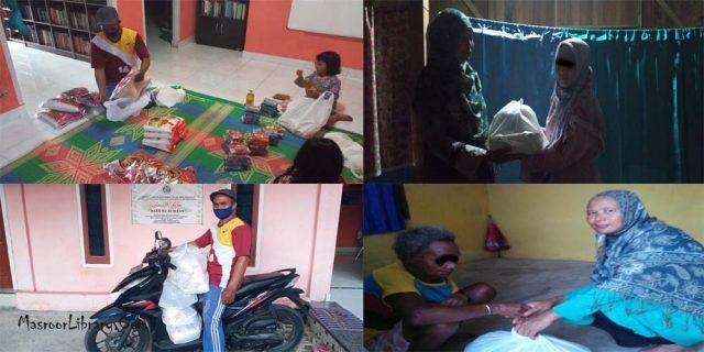 Program Paket Arba'iyn Ramadhan | JAI Daerah Papua Barat