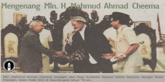 Mln H Mahmud Ahmad Cheema