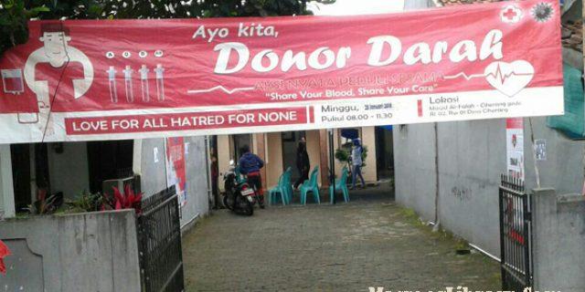 Donor Darah Cinta Untuk Sesama