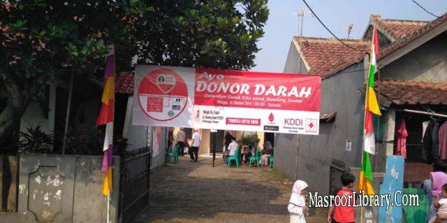 Donor Darah | Setetes Darah Berarti Untuk Mereka