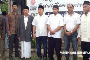 Apresiasi Camat Konarom pada Donor Darah Jemaat Ahmadiyah