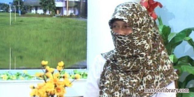 Pardah Sebagai Pakaian Takwa Bagi Wanita Ahmadi
