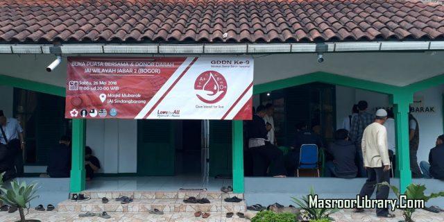 Gerakan Donor Darah Nasional Di Jabar 02