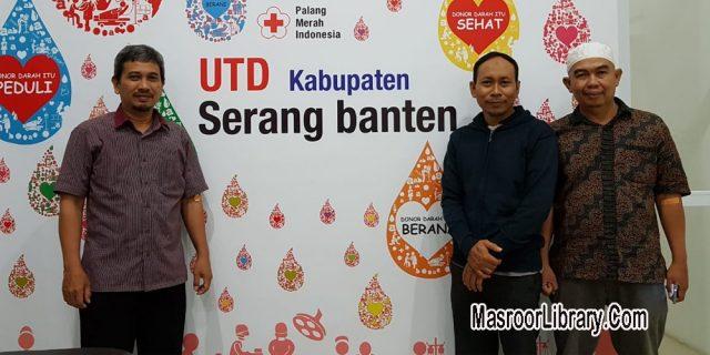 Hari Khilafat Dan Donor Darah Jemaat Ahmadiyah Serang Banten