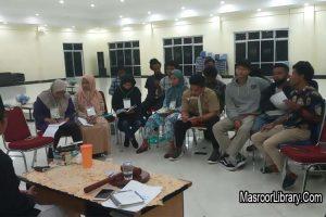 HMI Komisariat UNIPA Batal ke Rumah Missi,  Mubalig Daerah Diundang Berikan Motivasi
