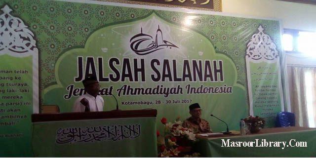 Jalsah Salanah Sulawesi Utara 2017