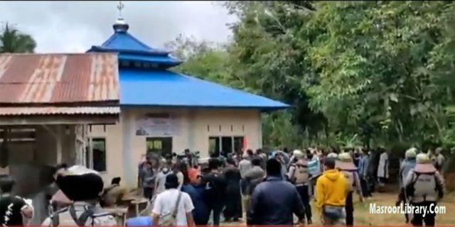 Video Tragedi JAI Sintang Kalimantan Barat