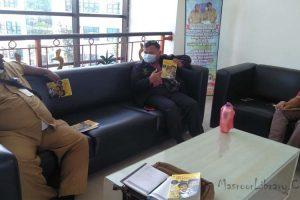 Mubalig Daerah Papua Barat Motivasi Literasi di Manokwari   Berkiprah di Literasi