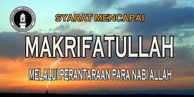 Benarkah Tanpa Melaksanakan Syariat Manusia Bisa Mencapai Makrifatullah