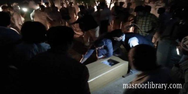 Pakistan: Korban Pemimpin Ahmadi, Malik Saleem Latif Dikebumikan di Sahiwal