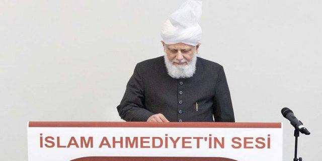 Hadhrat Mirza Masroor Ahmad ABA Luncurkan Radio Berbahasa Turki
