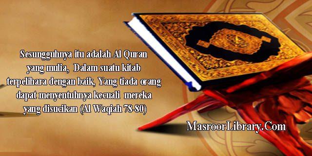 Cara Memahami dan Menafsirkan Al Quran